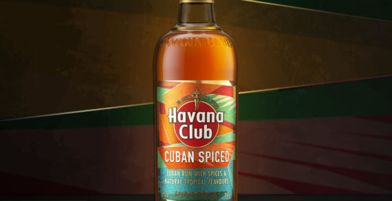 Havana Club Cuban Spiced By Nude Brand Creation