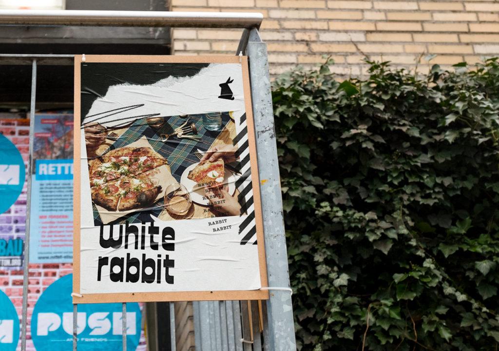 White Rabbit Pizza