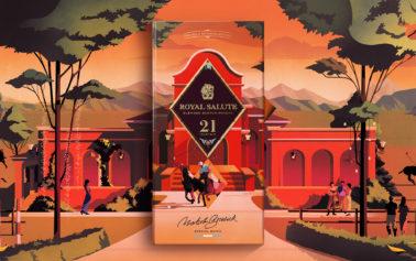 A homage to the home of Polo: Royal Salute, The Polo Estancia Edition