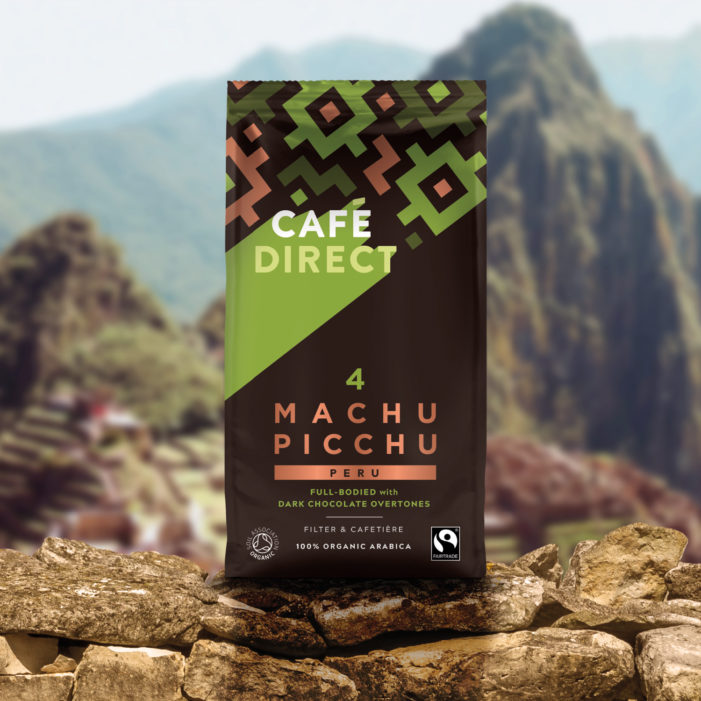 F&f; Refresh The Packaging For Ethical Coffee Pioneers Cafédirect