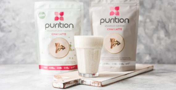 Enjoy An Early Indian Summer With Purition's Highly Spiced YET 'Heat-free' Wholefood Shake