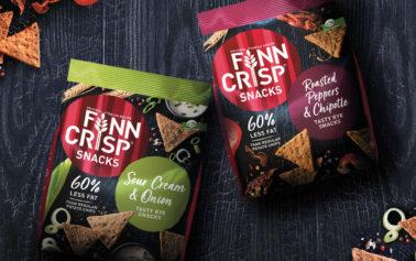 BrandMe Design Finnish Leader's New Snacking Range