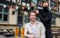 Heineken launches pub garden haircuts: Shear Genius!