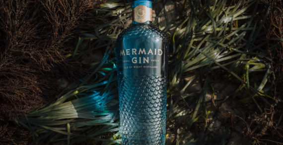 Mermaid Gin Supports Spectacular Seagrass