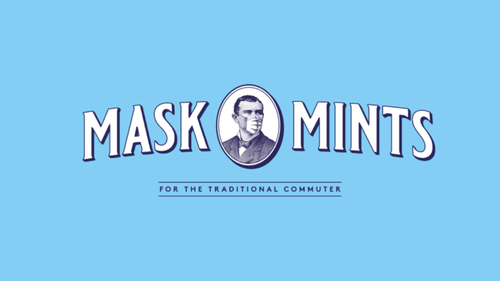 Introducing The Fresh Mint For The Busy Modern Individual, Mask Mints!