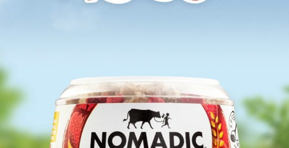 Nomadic Dairy Launches Major Advertising Campaign