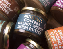 Nutcessity – Nut Butters' Branding, Graphic Design and Packaging by Buddy.