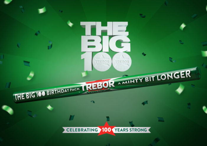 """Trebor brings back iconic """"minty bit stronger"""" jingle to mark 100th anniversary"""