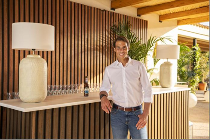 Amstel ULTRA Serves Up Global Partnership with Tennis Star, Rafael Nadal