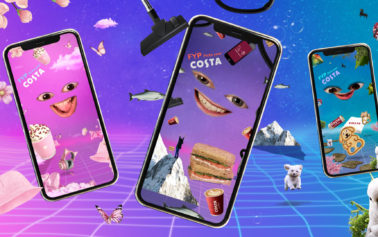 Costa Coffee's first-ever TikTok campaign 'The Costa For You' –   the first brand to use the For You Page to target its audience