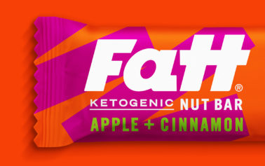 B&B studio reimagines keto brand FATT with bold branding and a brave new voice.