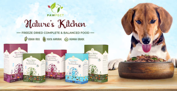 Clean Deck Dog Treats Provider PAWFECT Leads The Field In Freeze- Dried Thinking + Makes Its Pet Food Debut