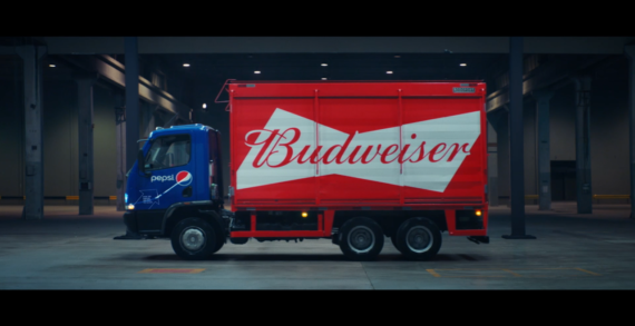 AB InBev's Ambev Transforms Part of Truck Fleet Into Drink Driving Awareness Campaign
