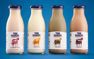 White Bear creates new brand identity for Tom Parker Creamery