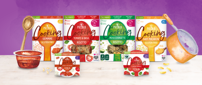 Piccolo Expands Baby and Toddler Cooking Range With Nine New Products