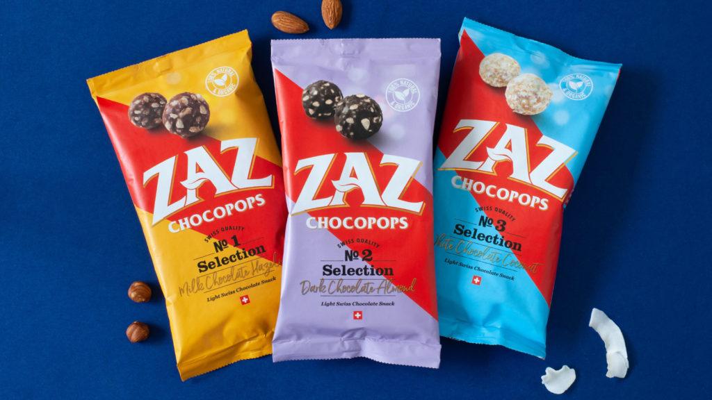 ZAZ Chocopops