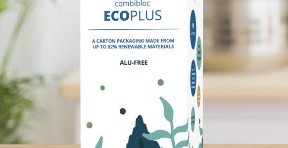 SIG extends combibloc ECOPLUS aluminium-free packaging material to fast-growing combiblocMidi format