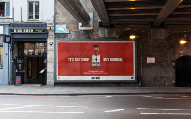 Rubies in  the Rubble launches new brand strategy and first major outdoor campaign with creative agency Hell Yeah!