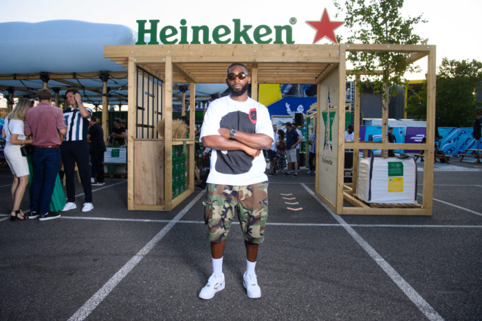 A Sustainable Bar To Remember: The Heineken 'Greener Bar' Launches At The 2021 Heineken London E-Prix