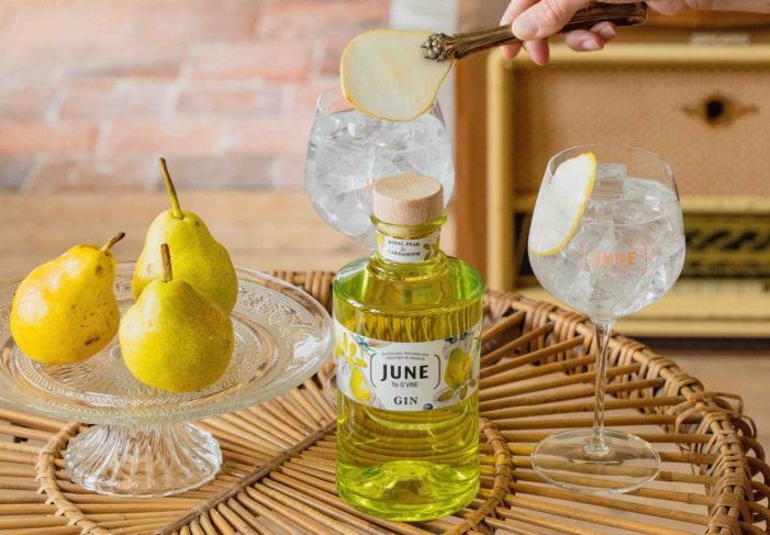 Booths Strikes Exclusive Deal to Launch New June Royal Pear & Cardamom Gin