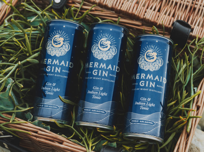 A New Tail To Tell – Mermaid Gin Launches RTD