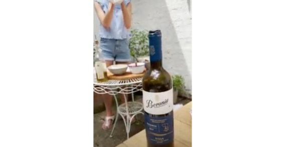 Beronia Wine launches  influencer marketing campaign with YesMore to promote food and wine matching