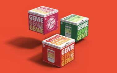 Genie picks Bulletproof for major sustainable rebrand