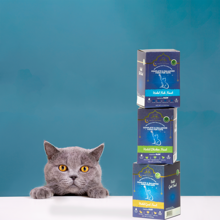 TIANA Champions Halal-Friendly/Freeze-Dried Cat Food As The Next Inevitable Stage In The UK's Blossoming 'Pet Humanisation' Movement