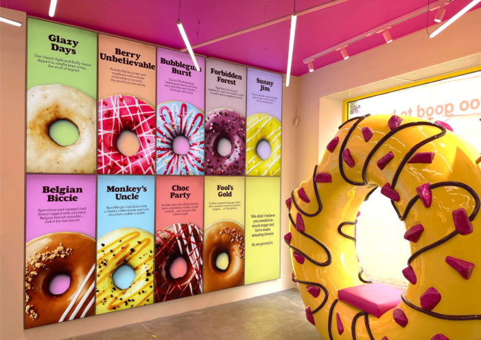 Never High In Fat, Sugar Or Calories? Biles Hendry's Branding For Urban Legend Hits The Sweet Spot