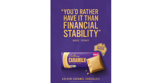 'Just Ask An Aussie' – Cadbury hands the mic to real life Aussies to launch iconic chocolate bar, Caramilk, in the UK