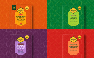 Najma – From Product Range to Stand-Out Brand