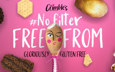 MRS CRIMBLE'S Expands #NOFILTER Campaign With Autumn Push
