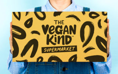 B&B Studio Reimagines UK's Biggest Plant-Based Supermarket, The Vegan Kind