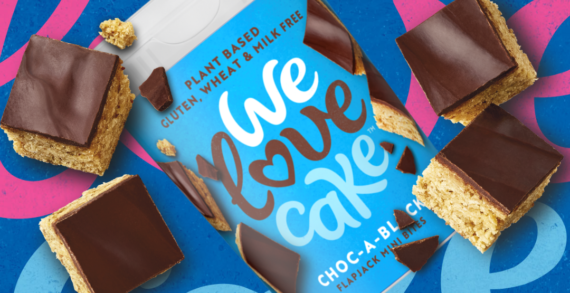 Free-From Bakers 'Bells of Lazonby' To Launch Its First Plant Based 'mini bites' Range Into Sainsbury's Under 'We Love Cake'
