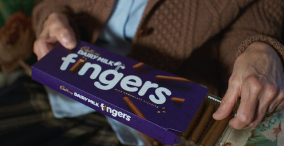 Cadbury Dairy Milk Fingers And VCCP London Launches 'For Fingers Big and Small'