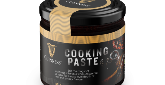 The Flava People Teams Up With Diageo To Launch 'Guinness Cooking Paste' In Tesco
