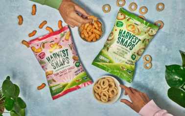 Global Snack Manufacturer Calbee Launches Veg & Pulse Based Snacks With Fun Agency
