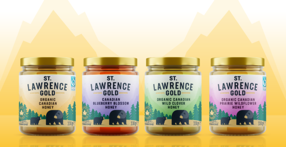 The Space Creative Rebrand St. Lawrence Gold Inspired By Their Canadian Roots