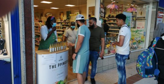 The Ppinger' Successful Summer Sampling Campaign