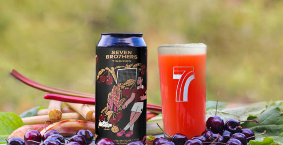The Cherry On The Top! Seven Bro7hers Launches Berliner Weisse Beer To Celebrate Its  7th Birthday