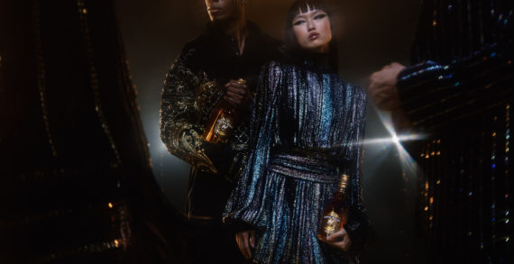 Chivas XV Joins Balmain For An Exclusive Limited-Edition Luxury Bottle Drop