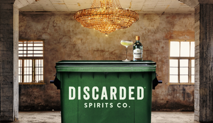 Discarded Unveils The 'World's Most Rubbish Bar' To Showcase The Beauty In Waste