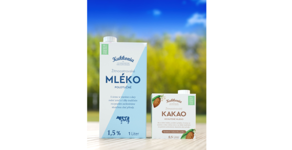 Euromilk Switches From PET To SIG Carton Packs With SIGNATURE Packaging Material