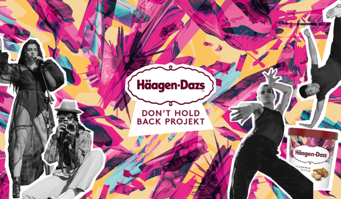 Häagen-Dazs Germany Invests In Generation Hustle Via An Innovative 'Don't Hold Back' Social Competition