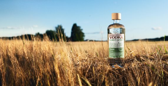 Bottoms Up For Climate Action: Bob the Robot, Koskenkorva Vodka And Baltic Sea Action Group Create The World's First Vodka Dedicated To Fighting Climate Change