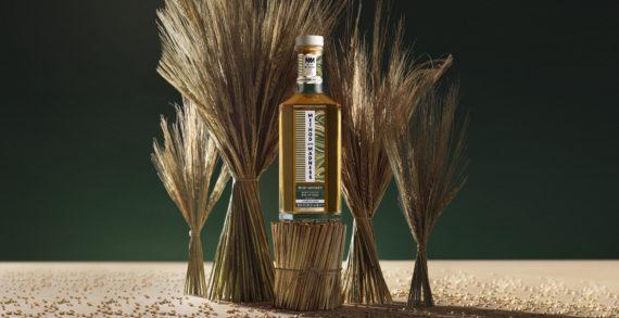 M&E DESIGN Creates Evocative Design For First 'Aged Distillate' To Launch From Irish Distillers' Micro Distillery
