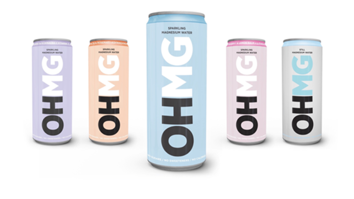 OHMG Brand Launches Innovative Range Of Relaxation Drinks Aimed At Reducing Anxiety And Stress