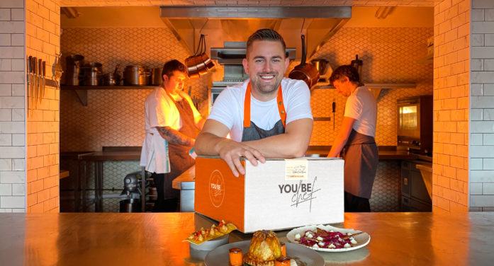 Coley Porter Bell Helps You Be Chef To Bring Michelin-Cuisine Delight To Everyone's Doorstep