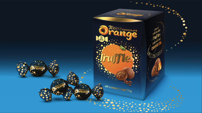 Carambar Works With BrandMe To Launch Their Terry's Truffles Chocolate Innovation