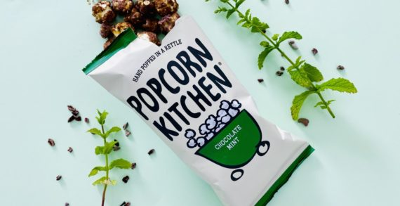 Popcorn Kitchen's Festive Treat Provides A Quintessentially English Twist To A North American Classic